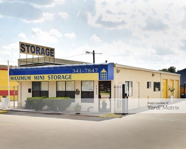 Image for Maximum Mini Storage - 3835 West Avenue, TX