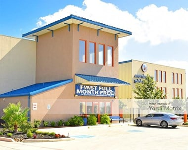 Image for Morningstar Storage - 3627 East Evans Road, TX