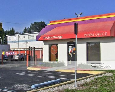 Storage Units for Rent available at 6543 34th Street North, Pinellas Park, FL 33781