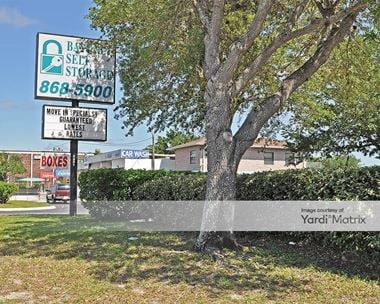 Storage Units for Rent available at 7132 State Road 52, Hudson, FL 34667