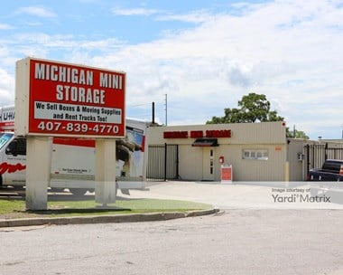Image for Michigan Mini Storage - 200 West Michigan Street, FL