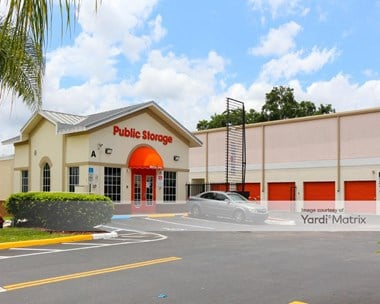 Image for Public Storage - 2525 East Michigan Street, FL