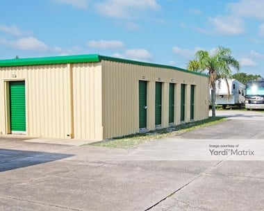 Storage Units for Rent available at 1450 West Railroad Avenue, Malabar, FL 32950 Photo Gallery 1
