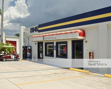 Storage Units for Rent available at 2845 West King Street, Cocoa, FL 32926