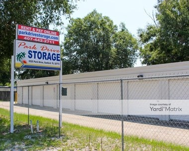 Storage Units for Rent available at 2525 Park Drive, Sanford, FL 32773 Photo Gallery 1