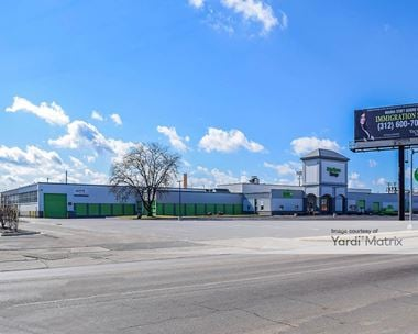Storage Units for Rent available at 5701 Ogden Avenue, Cicero, IL 60804