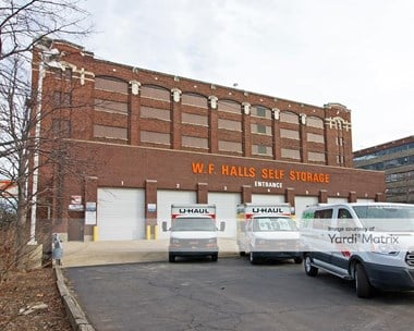 Image for W F Halls Self Storage - 1919 West Pershing Road, IL
