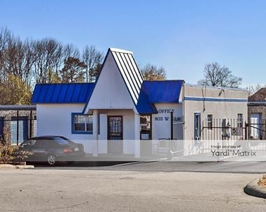 Storage Units for Rent available at 803 West Elm Street, Cabot, AR 72023 Photo Gallery 1