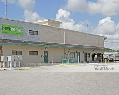 Storage Units for Rent available at 3590 South State Road 7, Miramar, FL 33023