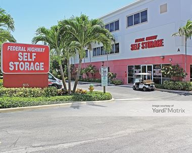 Storage Units for Rent available at 415 South Federal Hwy, Deerfield Beach, FL 33441