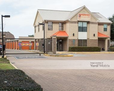 Storage Units for Rent available at 2900 Woodland Park Drive, Houston, TX 77082