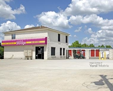 Storage Units for Rent available at 16920 FM 2920 Road, Tomball, TX 77377