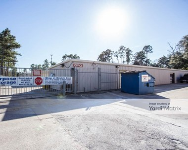 Storage Units for Rent available at 1715 Sawdust Road, The Woodlands, TX 77380 Photo Gallery 1