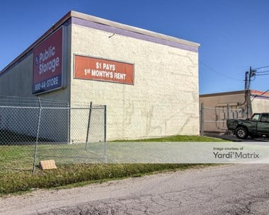 Image for Public Storage - 6615 South Gessner Drive, TX