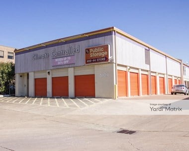 Image for Public Storage - 4121 Greenbriar Street, TX