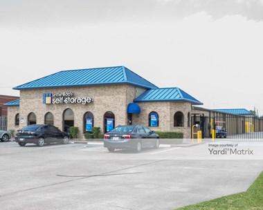 Storage Units for Rent available at 9145 Jones Road, Houston, TX 77065 Photo Gallery 1