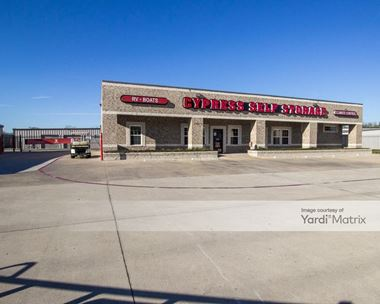 Storage Units for Rent available at 14820 Cypress North Houston Road, Cypress, TX 77429