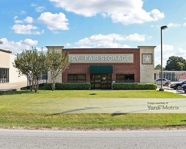 Image for Cy - Fair Storage - 11650 Barker Cypress, TX