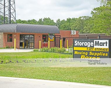Storage Units for Rent available at 125 South 13th Street, West Des Moines, IA 50265