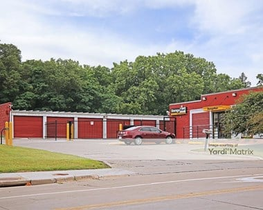Storage Units for Rent available at 2500 SE 14th Street, Des Moines, IA 50320 Photo Gallery 1