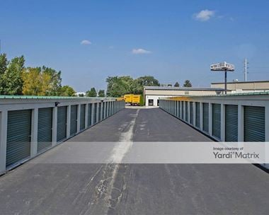 Storage Units for Rent available at 3690 Commerce Drive, Madison, WI 53719