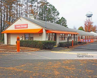 Storage Units for Rent available at 10833 Monroe Road, Matthews, NC 28105 Photo Gallery 1