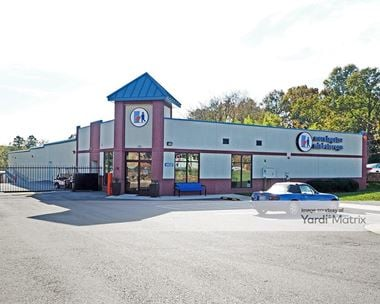 Storage Units for Rent available at 4023 East Franklin Blvd, Gastonia, NC 28056