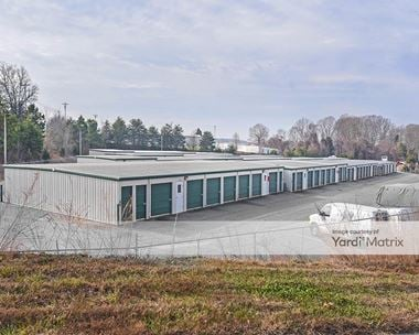 Storage Units for Rent available at 744 Buffalo Shoals Road, Statesville, NC 28677
