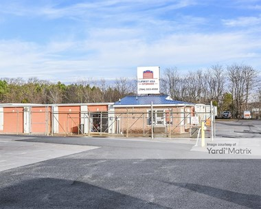 Storage Units for Rent available at 2745 North Cannon Blvd, Kannapolis, NC 28083 Photo Gallery 1