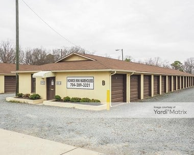 Image for Monroe Mini Warehouses - 2018 Old Charlotte Hwy, NC