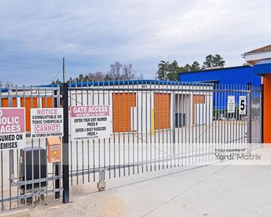 Storage Units for Rent available at 1246 River Hwy, Mooresville, NC 28117