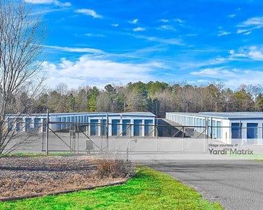 Storage Units for Rent available at 140 Anderson Road, Albemarle, NC 28002 Photo Gallery 1