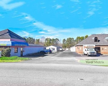 Storage Units for Rent available at 3224 South Main Street, Salisbury, NC 28147 Photo Gallery 1