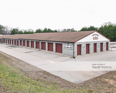 Storage Units for Rent available at 210 Cook Street, Kannapolis, NC 28083 Photo Gallery 1