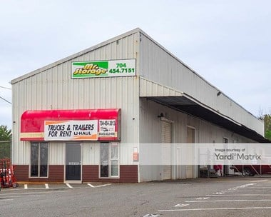 Storage Units for Rent available at 5670 NC-49, Harrisburg, NC 28075 Photo Gallery 1
