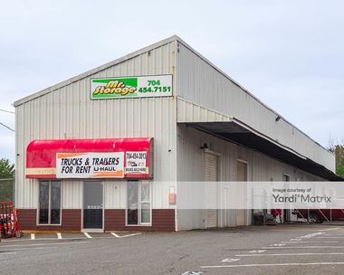 Storage Units for Rent available at 5670 NC-49, Harrisburg, NC 28075