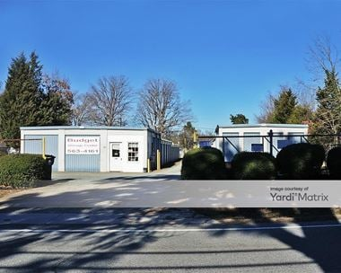 Storage Units for Rent available at 303 East Center Street, Mebane, NC 27302
