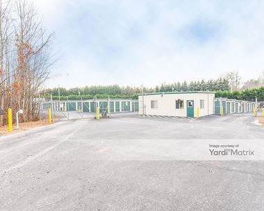 Storage Units for Rent available at 3436 East Broad Street, Statesville, NC 28625