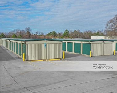 Storage Units for Rent available at 1634 South Lafayette Street, Shelby, NC 28152