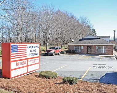 Image for American Flag Self Storage - 3700 North Church Street, NC