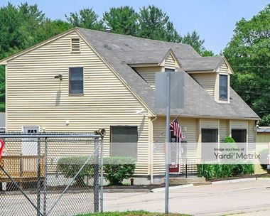 Storage Units for Rent available at 599 Washington Street, Franklin, MA 02038