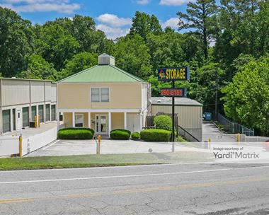 Storage Units for Rent available at 423 West Oxmoor Road, Birmingham, AL 35209