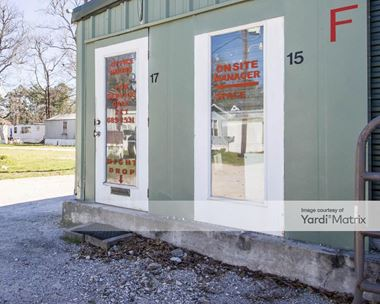 Storage Units for Rent available at 13952 Old Highway 59 North, Splendora, TX 77372