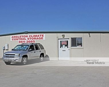 Storage Units for Rent available at 1009 South Velasco Street, Angleton, TX 77515 Photo Gallery 1