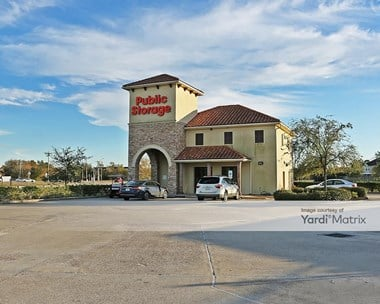 Storage Units for Rent available at 3730 Columbia Memorial Pkwy, League City, TX 77573 Photo Gallery 1