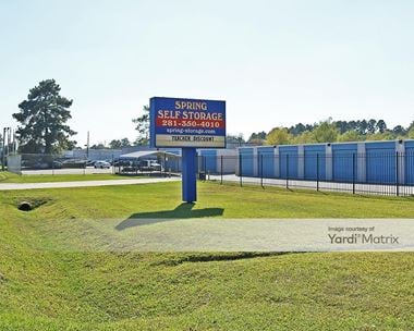 Image for Spring Self Storage - 24507 West Hardy Road, TX