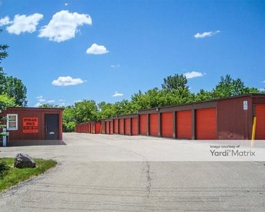 Storage Units for Rent available at 945 Dieckman Street, Woodstock, IL 60098 Photo Gallery 1