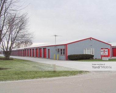 Storage Units for Rent available at 10 Ford Drive, New Lenox, IL 60451 Photo Gallery 1