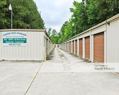 Storage Units for Rent available at 1110 1st Street NW, Jasper, AL 35503 Photo Gallery 1