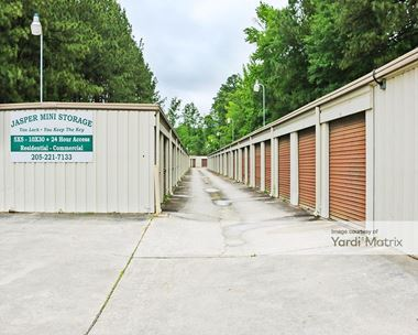 Storage Units for Rent available at 1110 1st Street NW, Jasper, AL 35503
